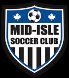 Mid-Isle Soccer logo